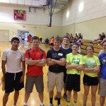 Dodgeball Tournament 2015